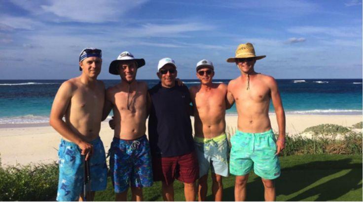 Jordan Spieth Instagram: il campione di golf alle Bahamas