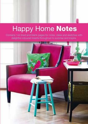 Happy Home Notes - Pink - Charlotte Hedeman Gueniau 2014 22