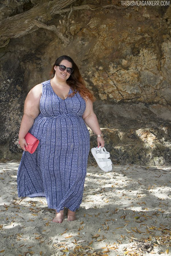 94 best white bbws 5 images on pinterest ssbbw chubby for Fat girl wedding guest dress
