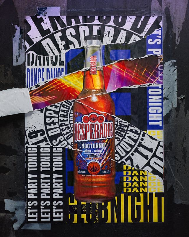 Desperados Iconic Party Poster Campaign Launches New Identity We Are Pi News In 2020 Party Poster Club Poster Identity