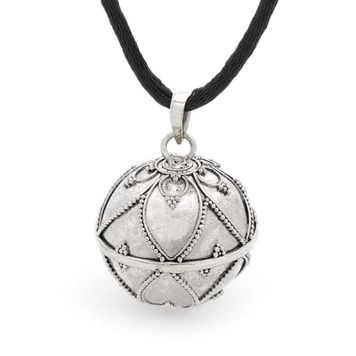 Harmony Ball - LANTERN - Bella Donna Sterling Silver
