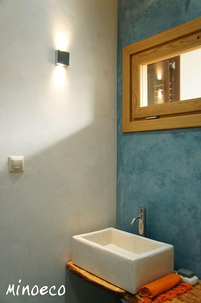 1001 Idees Salle De Bain Sans Carrelage Des Alternatives Possibles Deco Salle De Bain Salle De Bains Moderne Salle De Bain