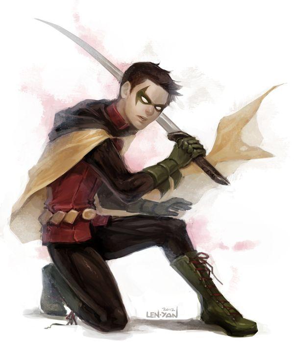 Robin - Damian Wayne