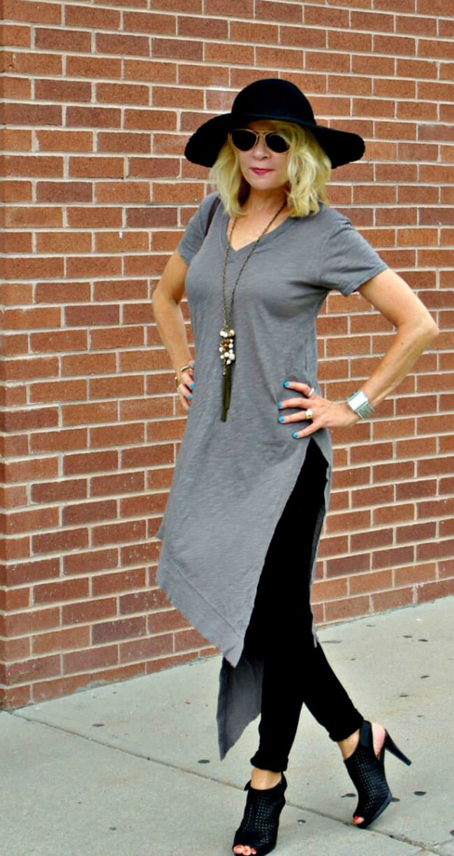 Tea Time with Trina Means Dressing Creatively | Fabulous After 40