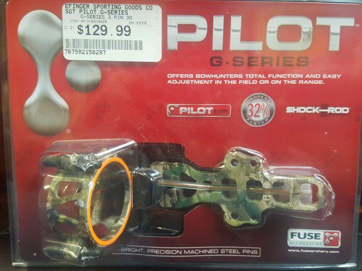 Fuse Archery Pilot G-Series 3 Pin 3D FUS515829