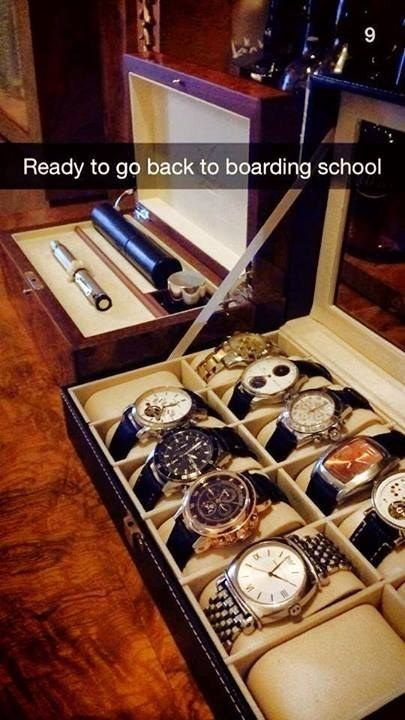 "There Is A ""Rich Private School Kids"" Snapchat And It's As Bad As You'd Expect"