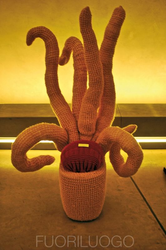 """""""Polptrona"""" by Francesca Guicciardini - ALL RIGHTS RESERVED [Edizione 2010 Fuoriluogo: WChairs] #art #wc #toilet #bidet"""