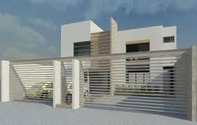 Fachada de casas modernas de dos pisos buscar con google for Fotos fachadas casas modernas minimalistas