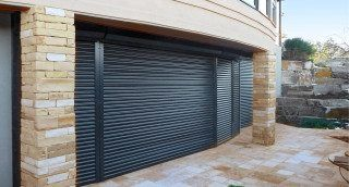 Best 10 Rolling Shutter Ideas On Pinterest Barn Door