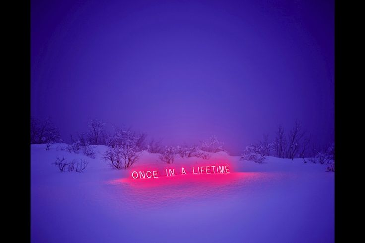 Jung Lee - Once in a lifetime; 2011