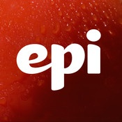 Epicurious Recipes & Shopping List.  Free app.  Yay!