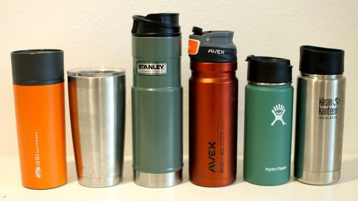 Not all travel mugs are created equal. Pick the wrong one and your coffee will be cold before you reach the ski hill.