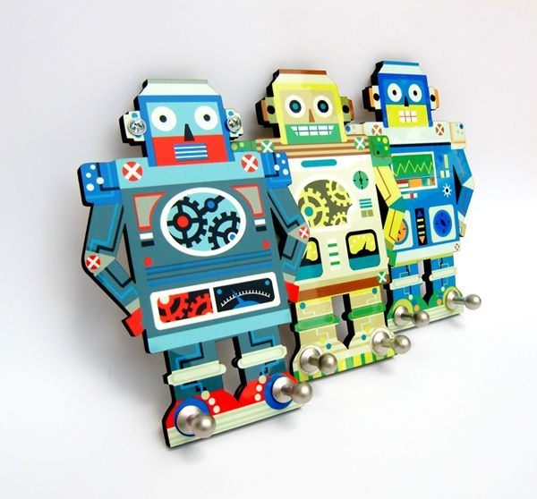 52 best work robots to go with my space theme images on for Robot room decor