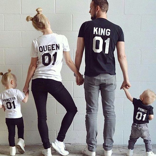 Tag someone with family goals via @fashionactive