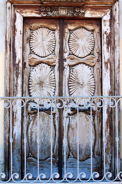 Wood and Iron - Castelsardo, Italy