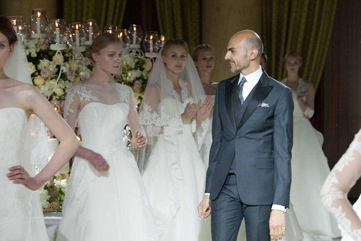 A settembre nel nostro Atelier gli abiti da Sposa firmati Enzo Miccio.