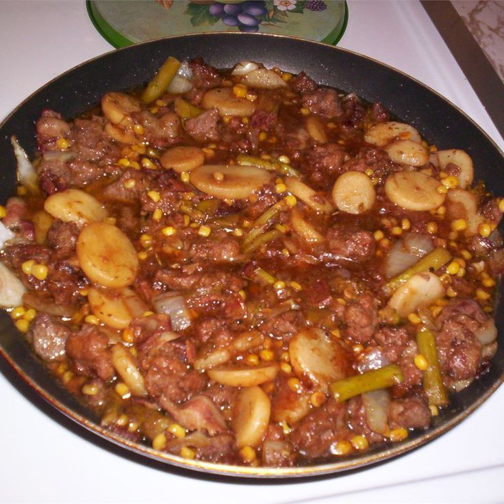 Cube Steak Stew | Recipe (With images) | Cube steak ...