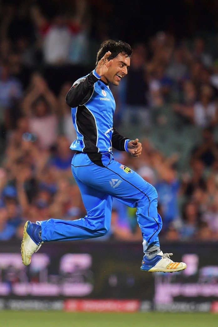 Rashid Khan Cloud Nine Adam Gilchrist Sets Picture Display Picture