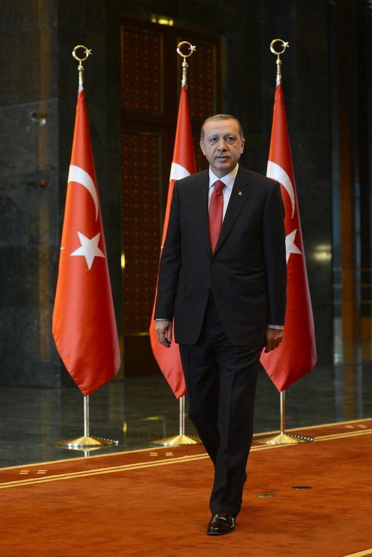 Cumhurbaşkanlığı sarayından ilk görüntü. :)
