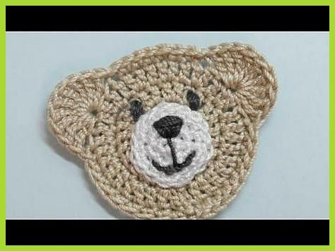 How To Make A Cute Crocheted Teddy Bear Application – DIY Crafts Tutorial – Guid…
