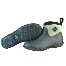 The Muck Boots Women's Muckster II Ankle is the all purpose shoe that started it all now comes in a true women's fit offering all day comfort, while delivering a shapely slimmer fit.
