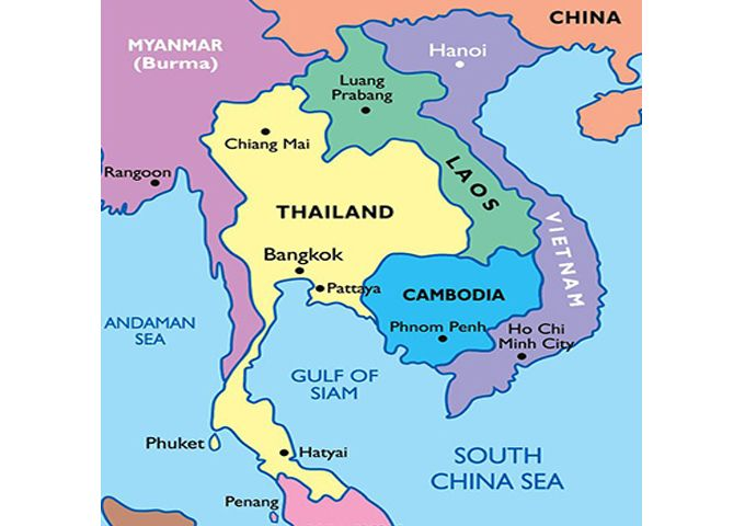 Indochina Map in 2019 | Luang prabang, Redang island, Vientiane on sumatra map, taiwan map, manchuria map, south america map, malay peninsula map, cambodia map, vietnam map, indonesia map, malay archipelago map, west africa map, irrawaddy river map, philippines map, ottoman empire map, indian ocean map, world map, china map, burma map, java map, thailand map, asia map,