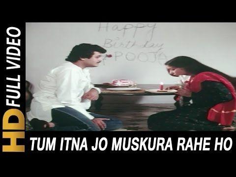 Tum Itna Jo Muskura Rahe Ho | Jagjit Singh | Arth 1983 Songs | Ghazal Song - YouTube