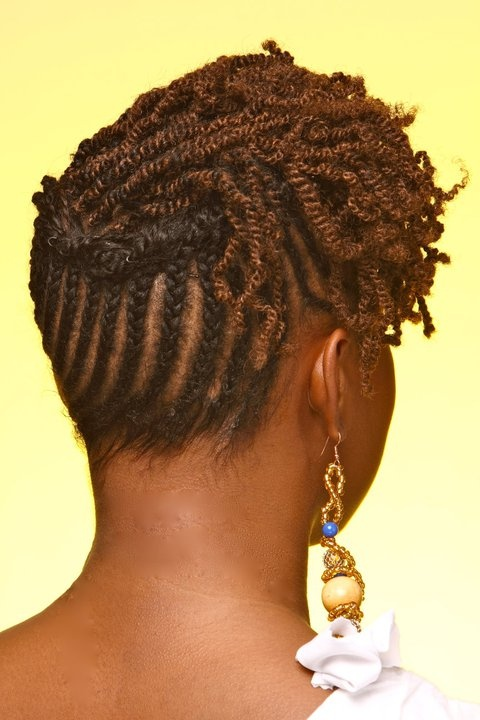 black braiding hair styles cornrow twist updo idea for my next summertime hairdo 9758 | aafe2008ad229bb8b42dfc6478a75e2a