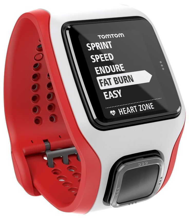LOWEST EVER AMAZON PRICE TomTom Runner Cardio GPS Watch - White NOW £149.99