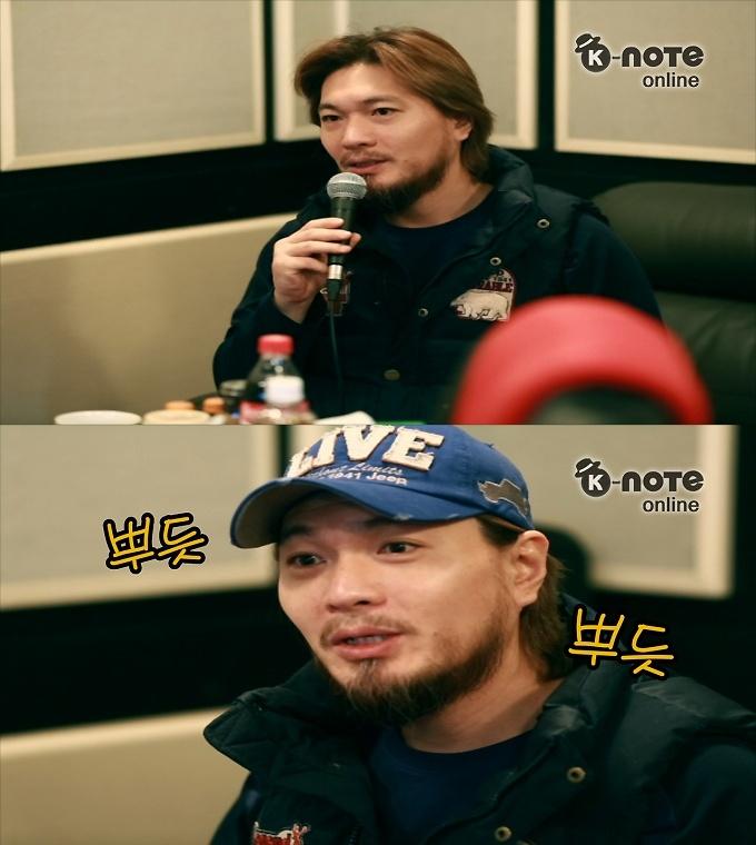 임재범(Yim Jae Beum), 날렵해진 턱선 돋보이는 근황 사진 공개