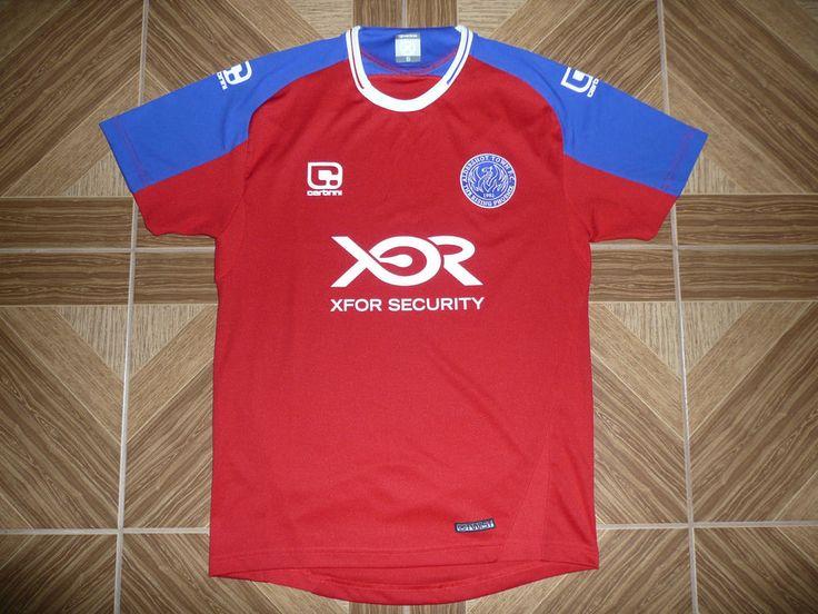 Aldershot Town 2010 - 2011 Home Football Shirt Jersey Trikot