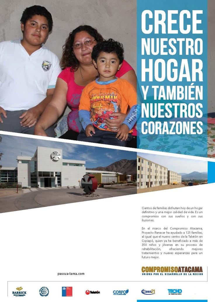 Compromiso Atacama – Teletón - Infografía completa en el sitio de Pascua-Lama http://pascua-lama.com
