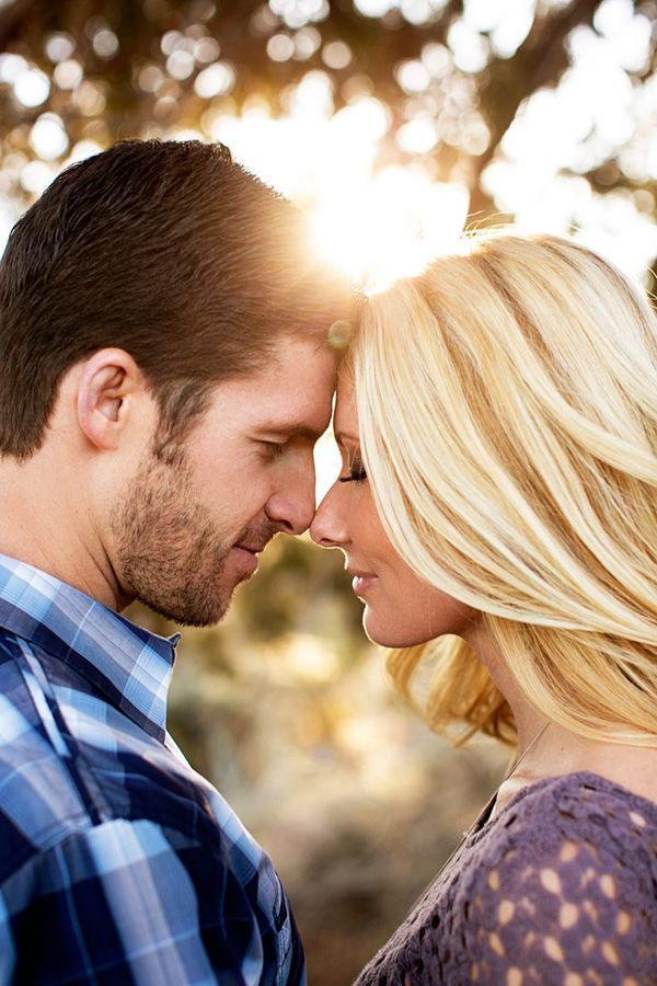 head to head nose to nose engagement photos