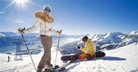 Win a Ski Trip For 2 to Switzerland