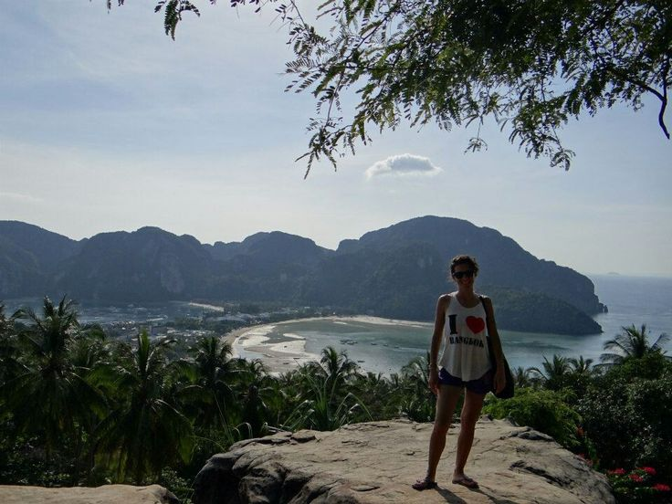. ...point view Phi Phi Islands Thailand