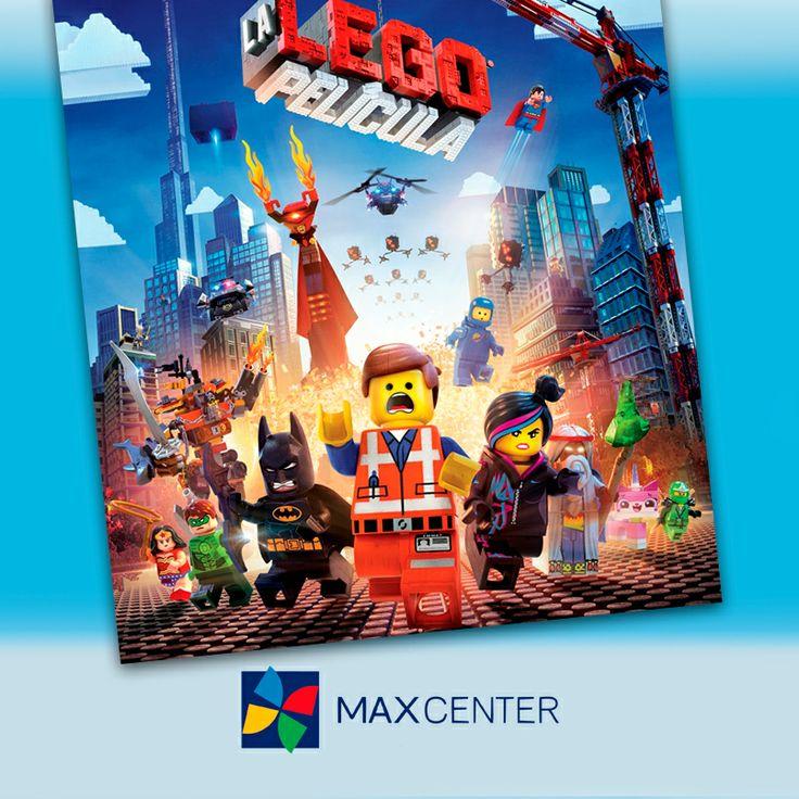 ¡Hoy nuestro cine se llena de LEGO para el estreno de La LEGO Película ! ¡No te la pierdas
