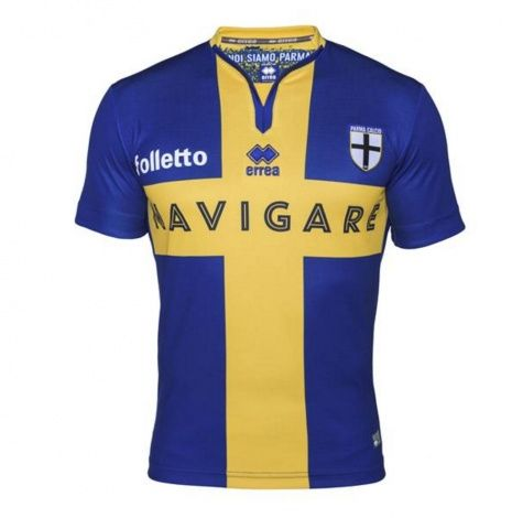 Parma Calcio Away Football Shirt