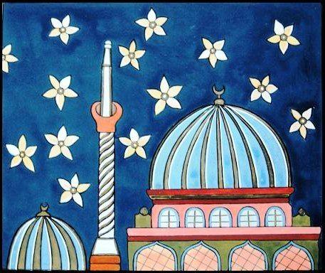 Galeri 15 Gambar Masjid Kartun Yang Unik | Gambar Pemandangan Indah