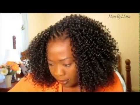 Crochet Braids Dmv : Crochet Braids Tutorial: Water Wave By FreeTress