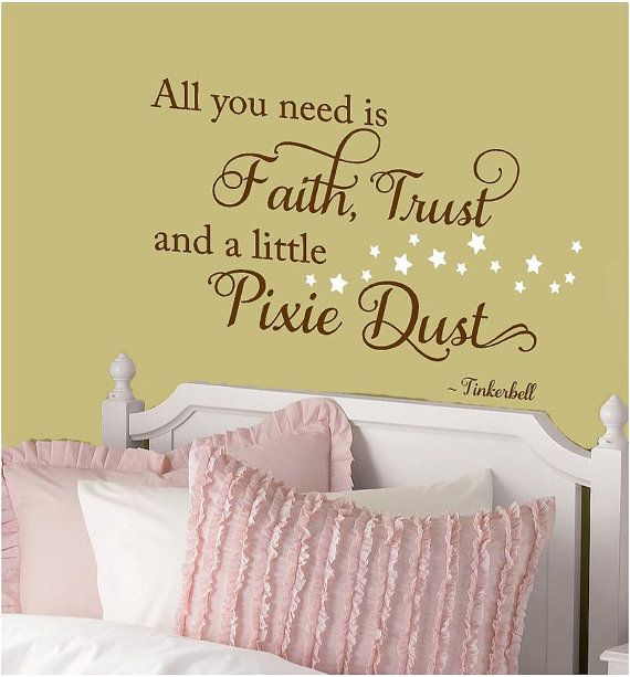 All you need is a little faith trust and by itswritteninvinyl, $16.77