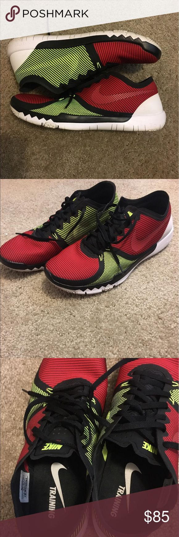 Nike Free Trainer 3.0 V4 In NEW condition with cleanable discoloration where the shoe edges touch the ground. Nike Shoes Athletic Shoes