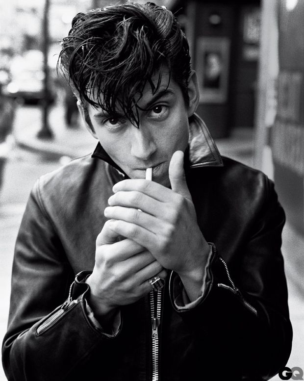 Alex Turner. Best songwriter around . Arctic fookin Monkeys!