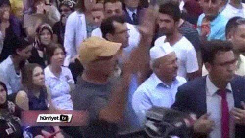 Bakanı protesto eden DHKP-C'li çıktı - GÜNCEL Haberleri