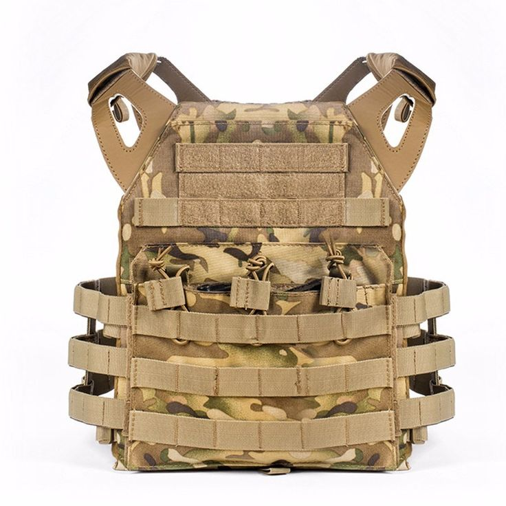 Tactical Vest Military Body Armor Plate Carrier Magazine Chest Rig Airsoft Paintball Chest Protector Molle Loading Bear Gear //Price: $81.99 & FREE Shipping //     #tacticalgear #survivalgear #tactical #survival #edc #everydaycarry #tacticool