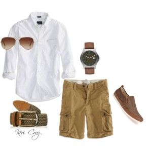 Casual Men's Summer