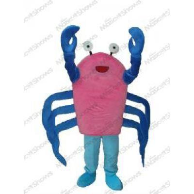 Costume de Mascotte de crabe