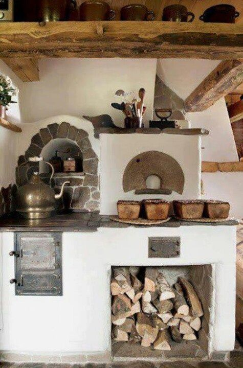 cob house | Cob house kitchen | For the Home