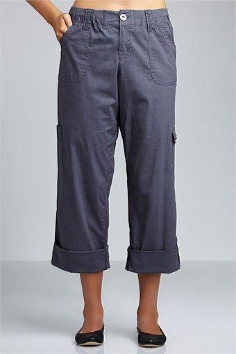 Women's Pants - Sara Convertible Cargo Pants