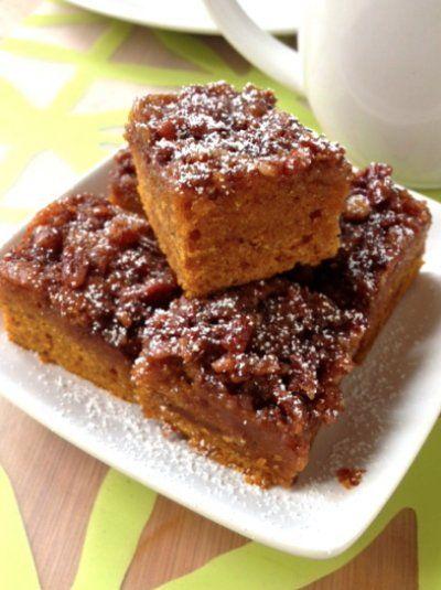Pumpkin Pecan Tea Cake by Veggie Kids | Vegan Sweet Tooth | Pinterest
