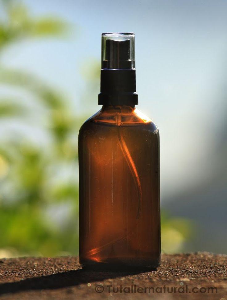 Desodorante en Spray A todos nos preocupa el mal olor corporal. Todos los meses recibo varias consultas sobre este tema, así que os propongo otro desodorante, muy fácil de realizar y además, eficaz…